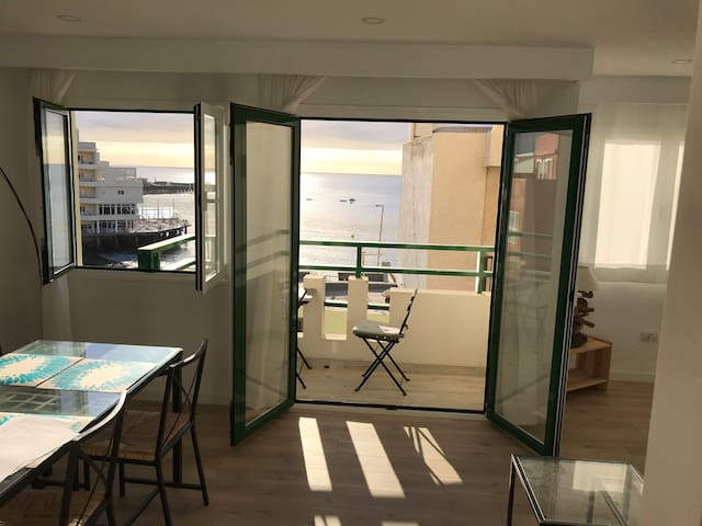 Apartment with seaview in El Medano