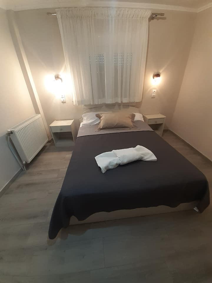 Filippos & Eleni's apartment