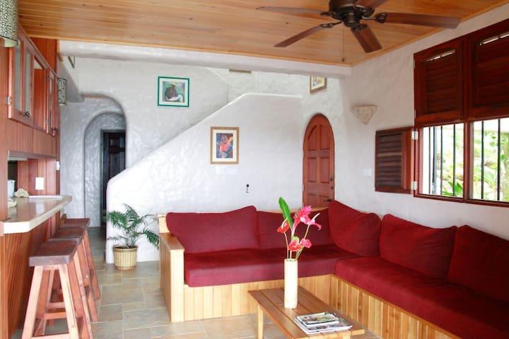 Villa Vista - Calibishie - Casa de camp