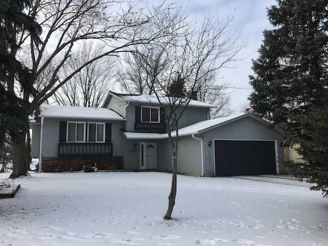 House close to Minneapolis DT/Great for SuperBowl
