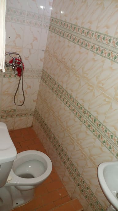 Salle d'eau individuelle et privée