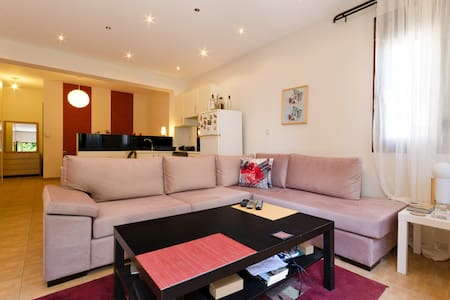 Cozy  apartment in Heraklion - Heraklion