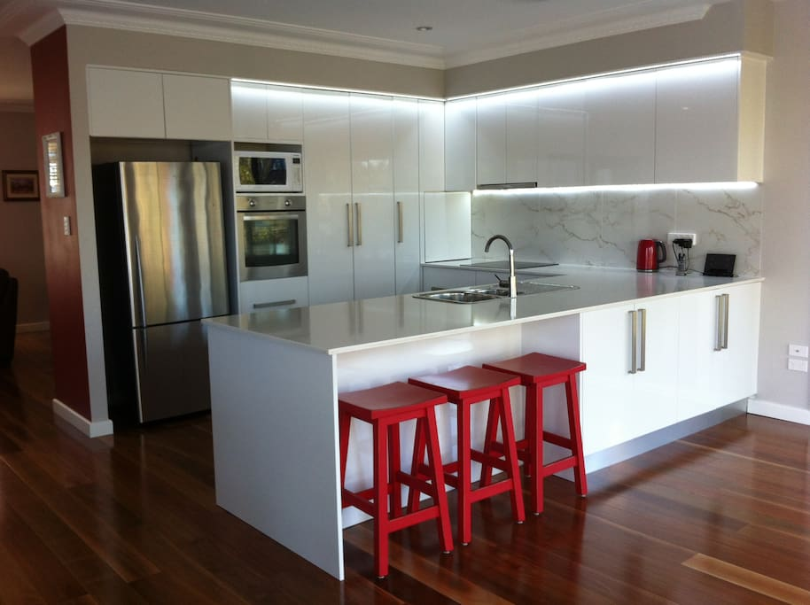 New modern Kitchen.