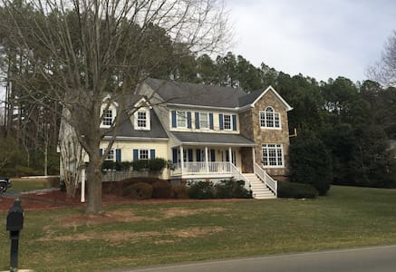 Upscale home, beautiful area-Keswick, VA! - Keswick - Casa