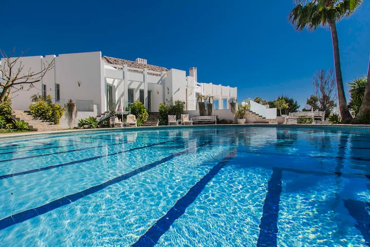 Luxury new built Villa in Marbella