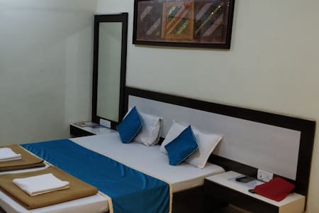 Hotel Sea Winds With Superior AC Room