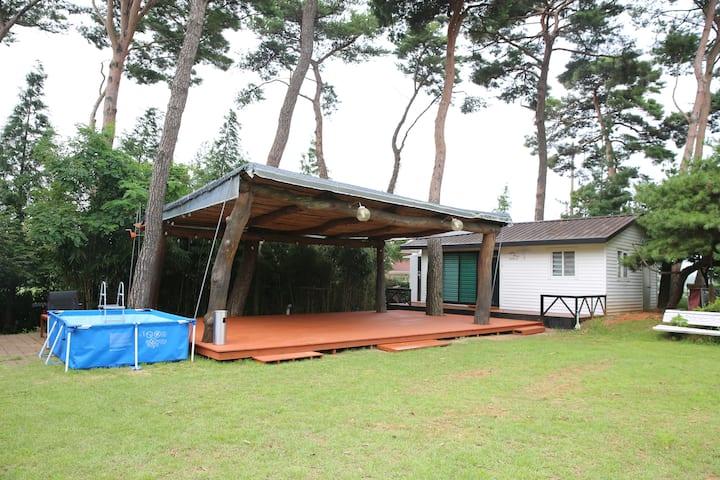 솔마루 파인캠핑하우스