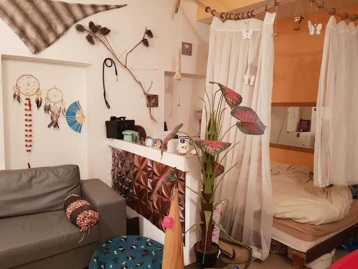 A small house into the nature, Hadasa Ein Karen (H