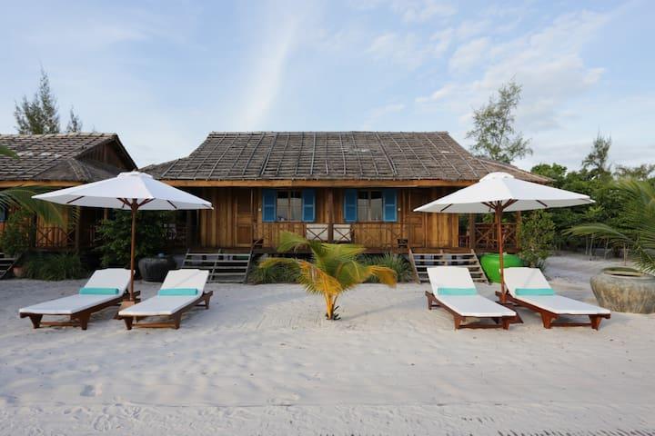 SEA VIEW CHALET - Krong Preah Sihanouk - Bed & Breakfast