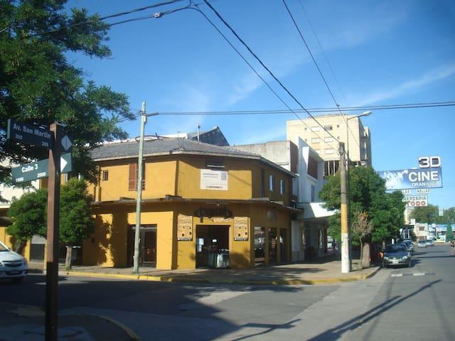 LUZ MAR Departamento Nº2, 2 ambientes. - San Clemente del Tuyu - Daire