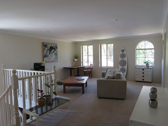 Private rooms in family home
