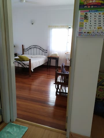 Entrance to Bedroom 1