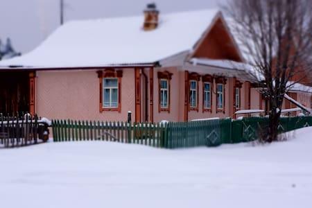 Традиционное крестьянское подворье - Mariinsk