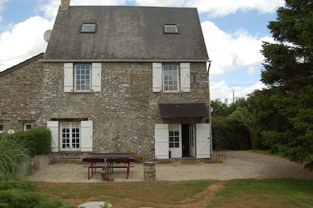 Lovely country house with cheminée - Calvados - Casa