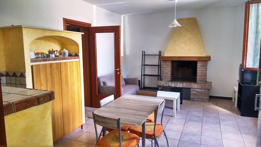 Appartamento 1 in villetta - Flat 1 in cozy chalet - Rovigo - Byt