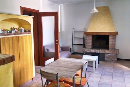 Appartamento 1 in villetta - Flat 1 in cozy chalet - Rovigo - Leilighet