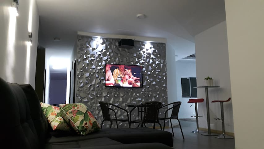 New room 2 and turkish steam bath - Medellín - House