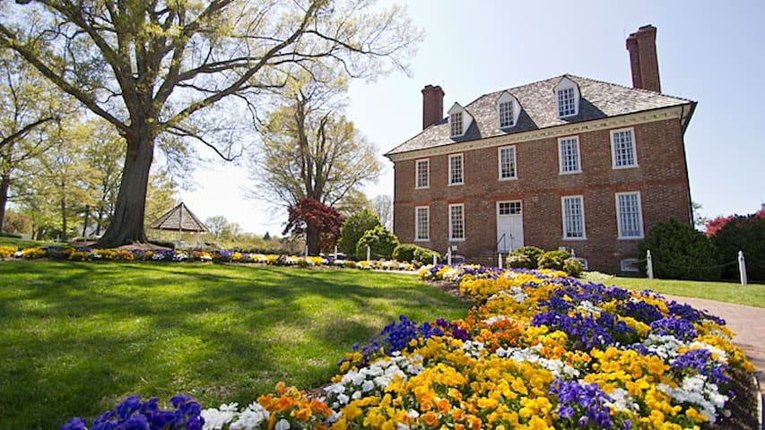 Historic Powhatan Resort- 2 bedrooms - Williamsburg - Lägenhet