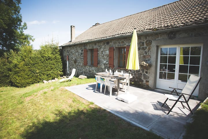 Beautiful farmhouse in the Ardeche
