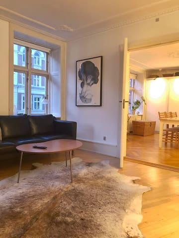 Living room ensuite