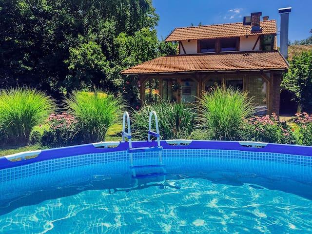 Morava Garden - House & Garden