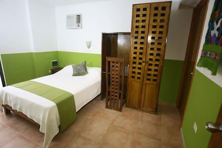 Aries y libra, double bed room (#4) - Mérida