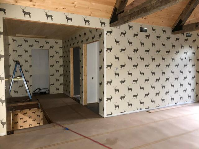Studio - confortable and big
