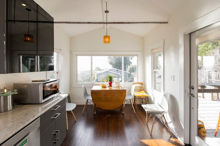 Gorgeous home in desirable Oakland neighborhood