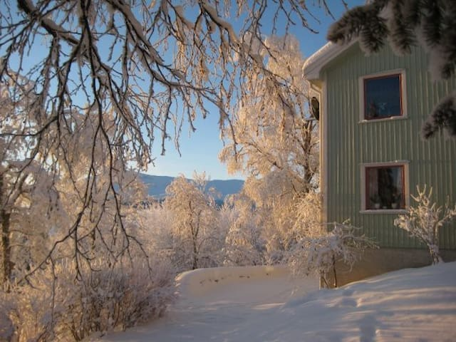 Ski, fish, relax- Swedens most beautiful village