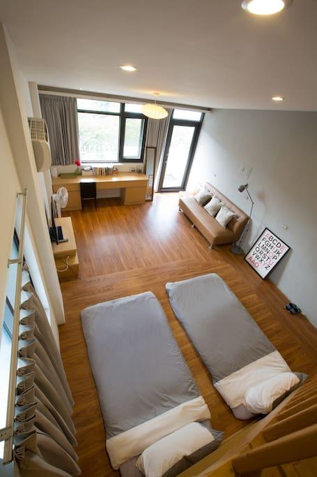 Room 3F