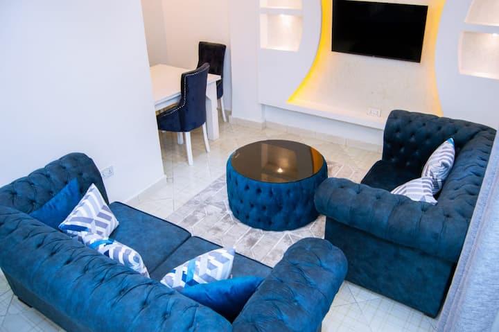 Amboseli - Spacious 2Brd Apartment Wifi & Smart TV