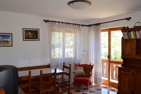 Accogliente appartamento in Cesana Torinese - Cesana Torinese