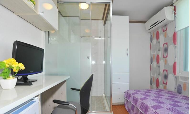 서울 중심에 있는 을지로 대표숙소/조용하고 아늑한 숙소