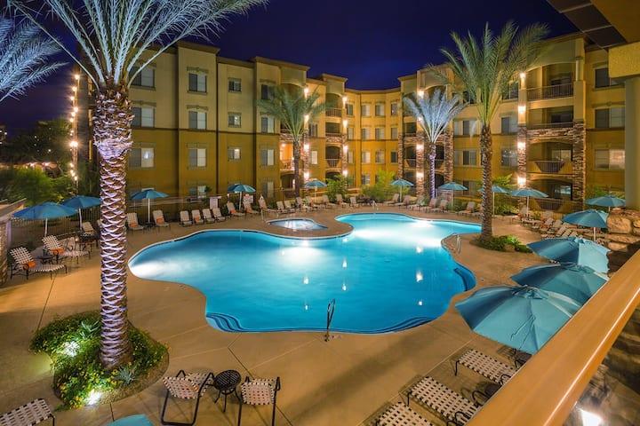Luxury 4 star Resort Living Mayo patients