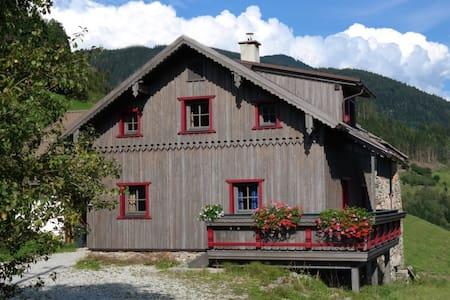 Oberwarthlodge - Chalet | Nähe Reiteralm
