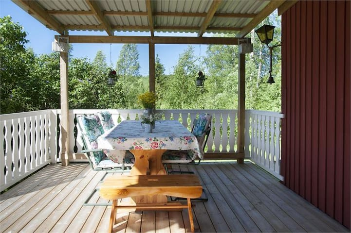 Cottage Sälen, quiet natural surroundings