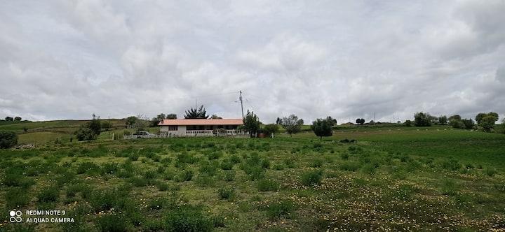 Rancho Liguinde , espacio natural
