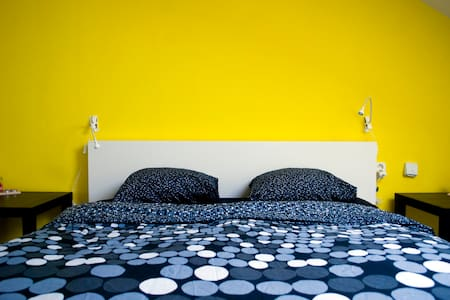 Double room with breakfast included - Nitra - Hostel