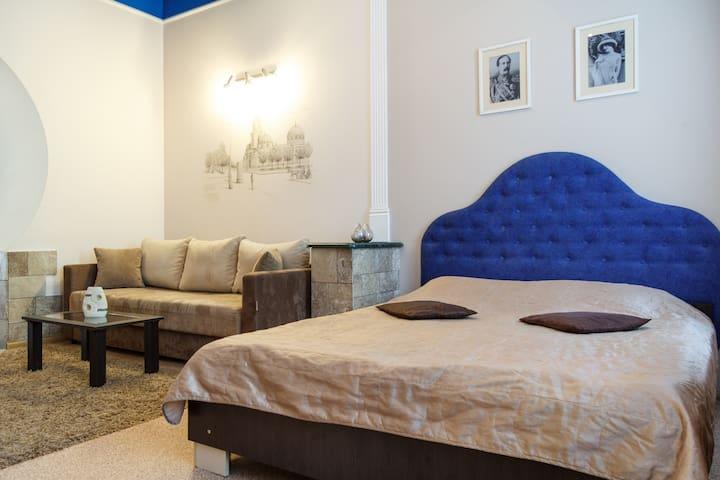 VIP apartment on Naberejnaya str. New!!!