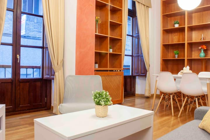 Amazing flat in the heart of Granada!