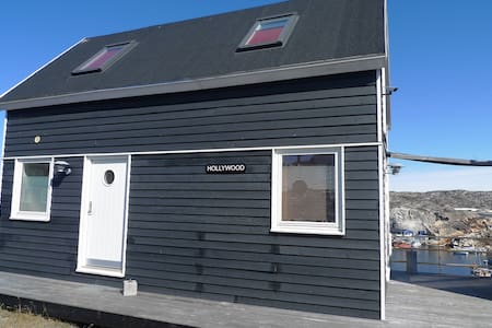 Little luxurious housing with an excellent view - Ilulissat - บ้าน
