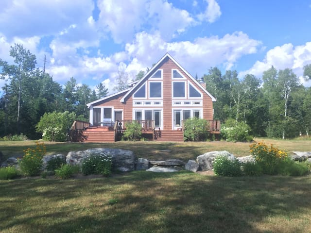 Gorgeous house designed for cooking and familytime - Rangeley - Huis