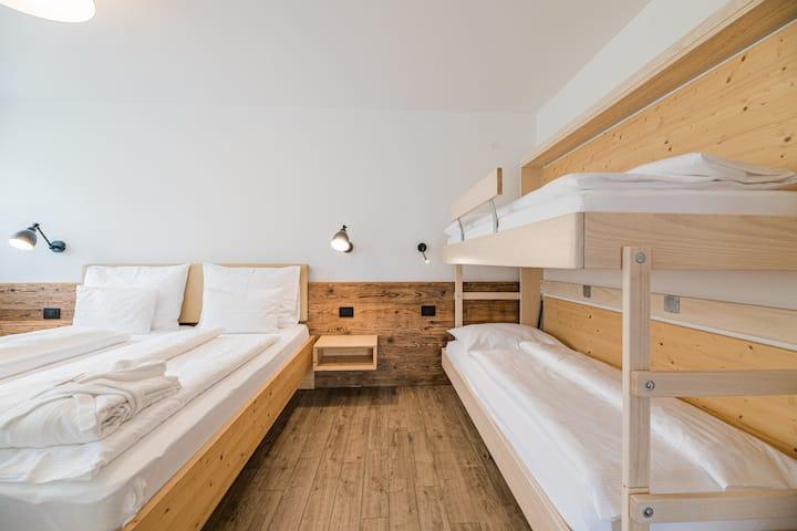 Comfort 2 Schlafzimmer - Residence Plan de Corones