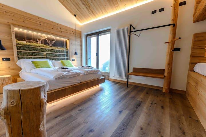 Casera Pian Grand, lusso e comfort nella Natura