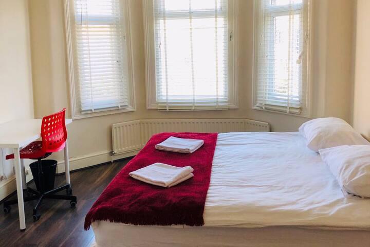 Friendly accommodation