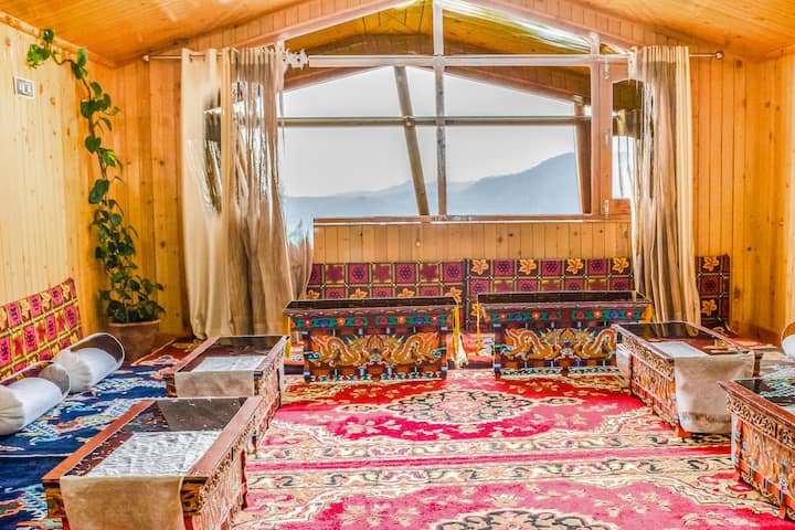 Kinnauri Traditional Hospitality | Luxurious suite