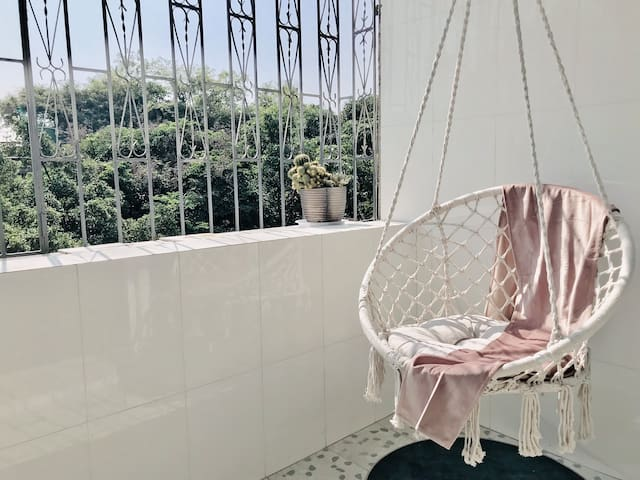 〔VASAI #3BR in 3BR APT〕Shenzhen Window of the Wold
