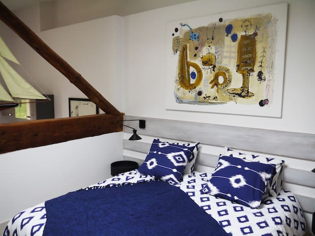 Quiet/cozy/fully furnished apt 7min center Valence - Valence - Appartement