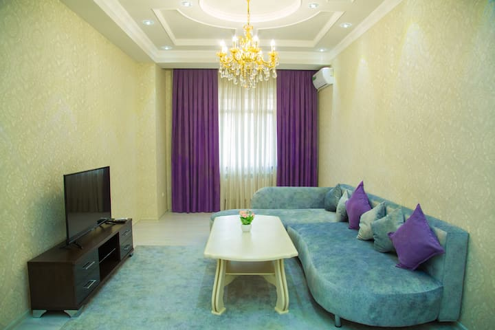 Huge apartment(80m2) with the best discount