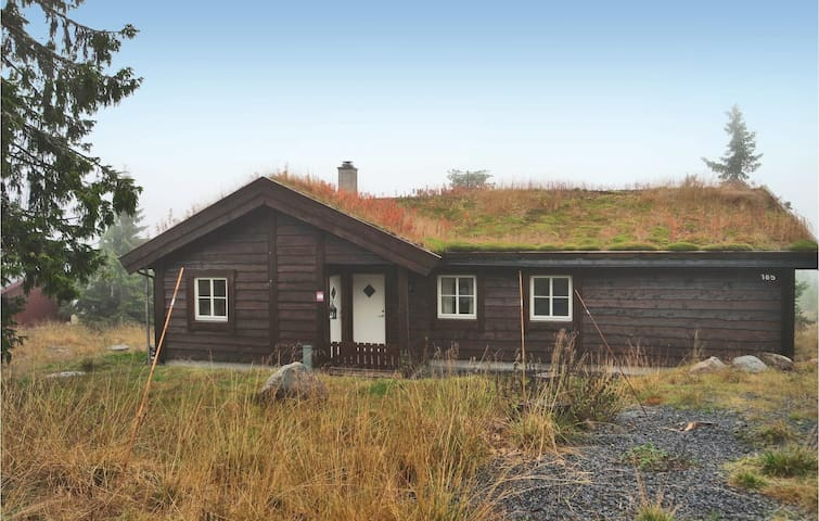 Holiday cottage with 4 bedrooms on 102 m² in Sjusjøen